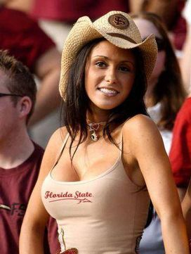 Jenn Sterger Hot FSU Cowgirl Jenn Sterger
